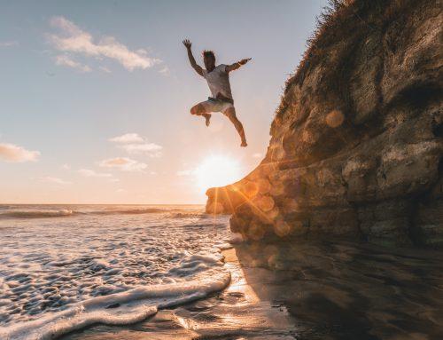 The 'Ah-ha' Epiphany: Taking a Leap of Faith